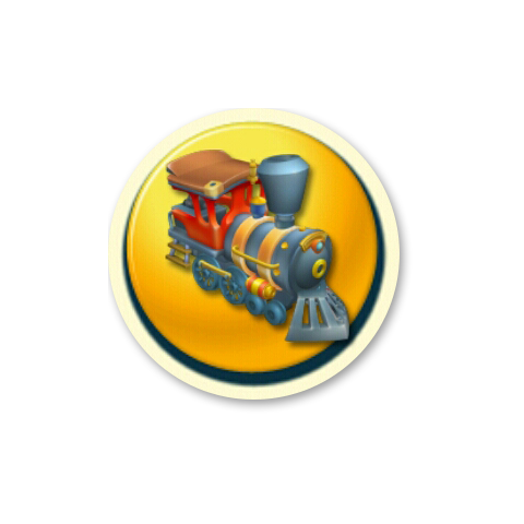 The personal train icon