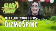 Hay Day Meet the YouTubers - GizmoSpike