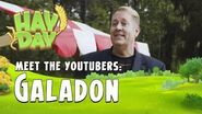Hay Day Meet the YouTubers Special Edition - Galadon