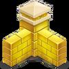 Muro dorado