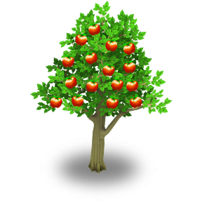 Trees and Bushes Hay Day Wiki FANDOM powered by Wikia