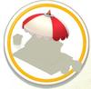 Awning Red Umbrella