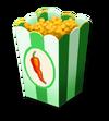 Chili-Popcorn