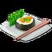 Involtino di sushi gigante