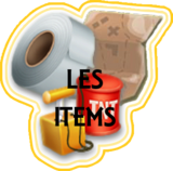 Les Items
