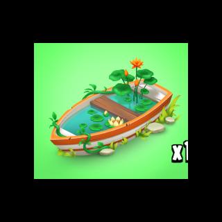 Garden Boat