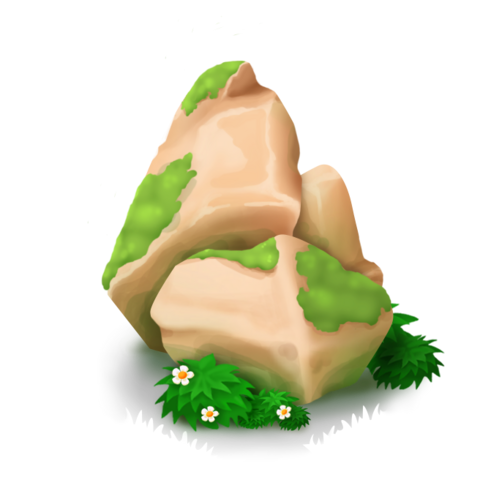 File:Mossy Rock.png