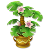 Planta frondosa