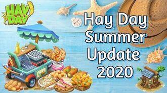 Hay Day Summer Update 2020