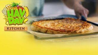 Hay Day Kitchen Pizza! 🍕😋