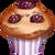 Blackberry Muffin