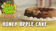 Hay Day Kitchen Honey Apple Cake! 🍯🍏🍰