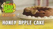 Hay Day Kitchen Honey Apple Cake! 🍯🍏🍰