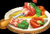 Bacon Fondue