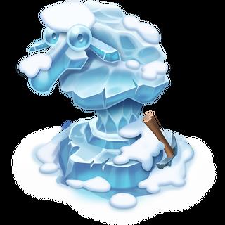 Ice Sheep