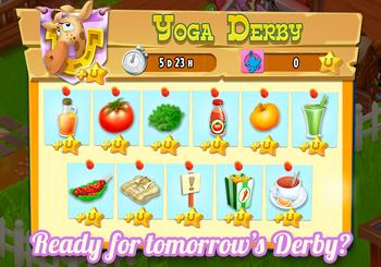 Yoga Derby