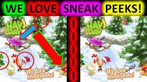 HAY DAY - We LOVE Sneak Peeks! Have you seen this?!