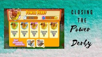 Hay Day Closing the Power Derby • Unlock the Mine