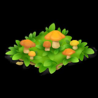 Mushroom Path (x5)
