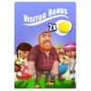 Visitors Bonus