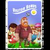 Visitors Bonus
