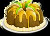 Torta di mele al miele