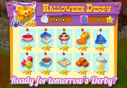 Halloween Derby
