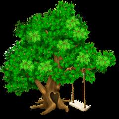 Oak Tree Swing★