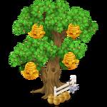 Beehive Tree Stage 4