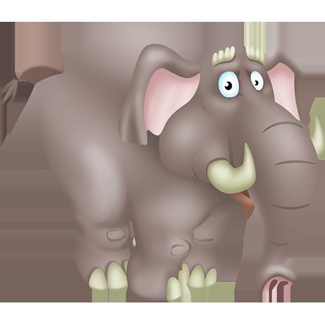 File:Grey Elephant.png