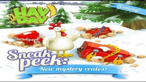 Hay Day - Winter Update Sneak Peek 3 - The Three Chests