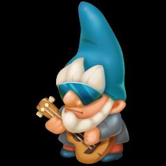 Musician Gnome