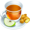 Apple Ginger Tea