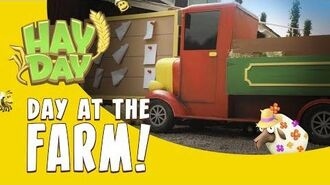 Hay Day Day at the Farm!