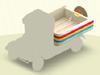Trailer Rainbow Open