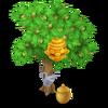 Beehive Tree Stage 1