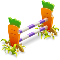 Carrot Obstacle