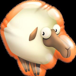 Sheep Balloon