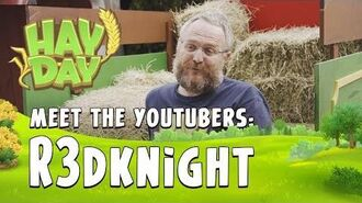 Hay Day Meet the YouTubers - R3DKNIGHT