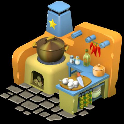Cucina Dei Taco 3 stelle