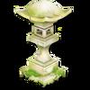 Farola de piedra