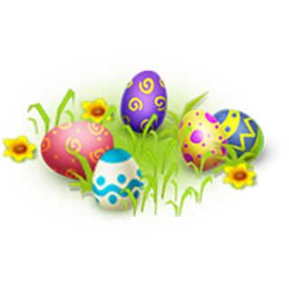 Hidden Eggs x5