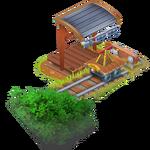 Farm Train Station