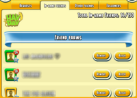 Friend Book In-Game Friends Tab