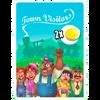 Town Visitors Bonus Coins