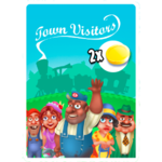 Town Visitors Bonus Coins