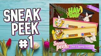 Hay Day Spring Update 2020 Chill & Bunny Derbies!