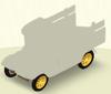 Wheels Gold Spokes