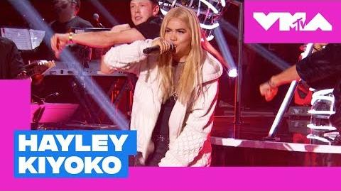 Hayley Kiyoko Performs 'Curious' (Live Performance) 2018 MTV Video Music Awards