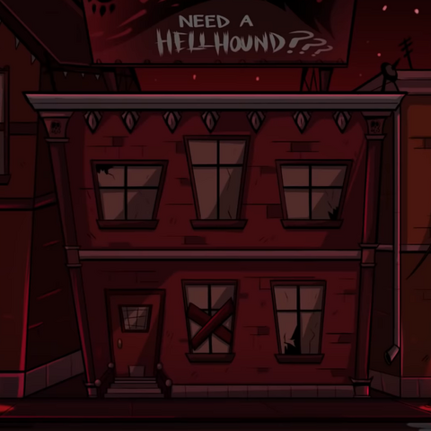 The house where Millie and Moxxie lives.